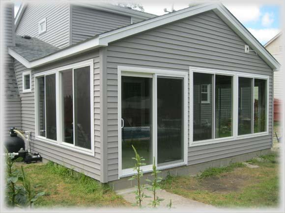 three season rooms building house contractor Buffalo NY