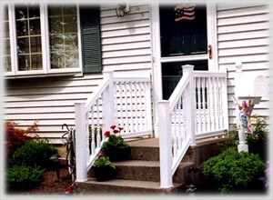 railings and stairs erie county